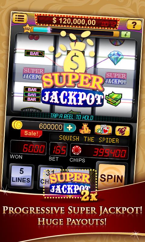 Slot Machine - FREE Casino screenshot #3