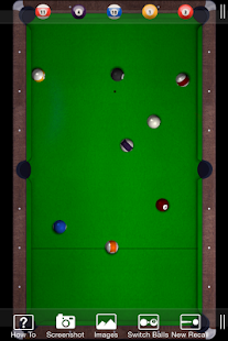 8-ball Recall- screenshot thumbnail