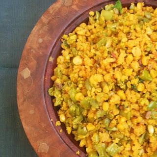 Beans parupu usili recipe \ How to make beans parupu usili, beans with lentils stir fry