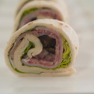 Italian Sub Wrap