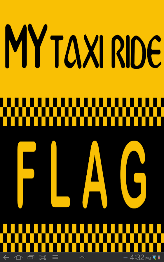 My Taxi Ride System- screenshot