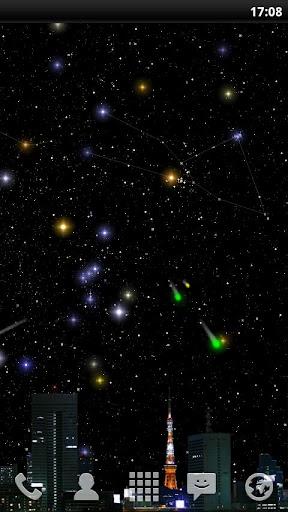 Starry Sky LiveWallpaper v1.0.10