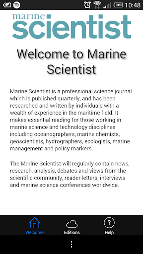 Marine Scientist