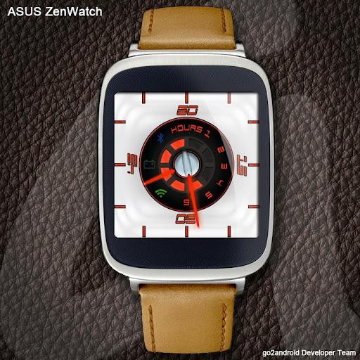 MINI AndroidWear WatchFace