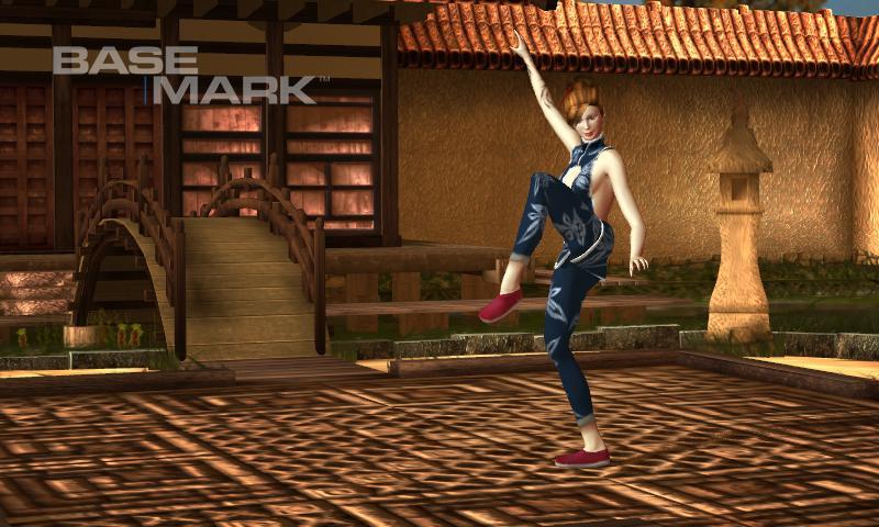 Basemark ES 2.0 Taiji Free - screenshot
