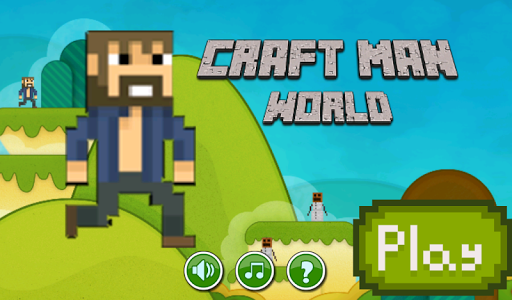 Craft Man World