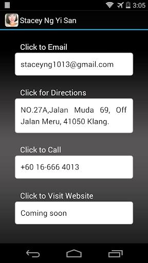 Stacey Ng Yi San