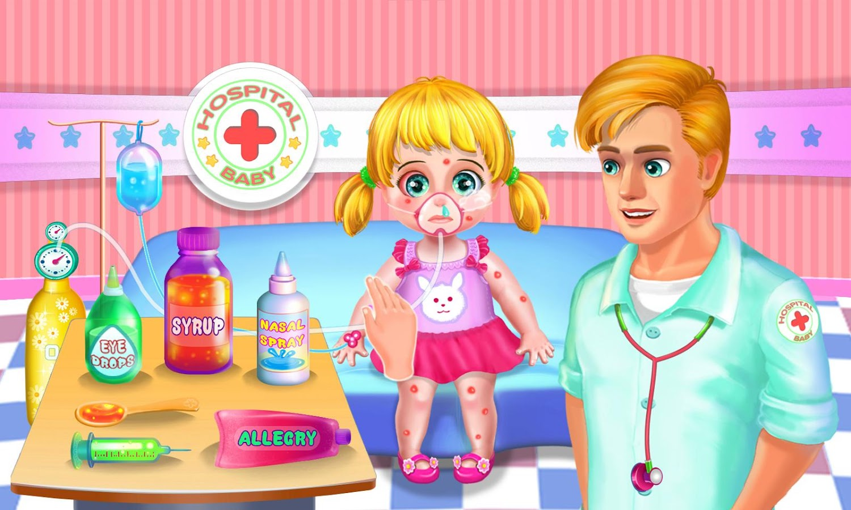 Bayi Perempuan Alergi Game Apl Android Di Google Play