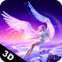 Angel Fairy 3D Live Wallpaper icon