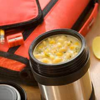 Mac & Cheese Corn Chowder