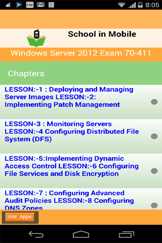 的Windows Server2012考試70-411