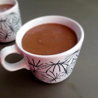 Paleo Coconut Dark Chocolate Mousse