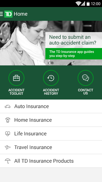 Td Home Insurance Claims Number