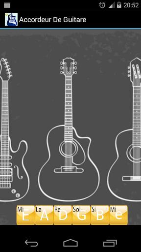 Accordeur De Guitare Gratuit