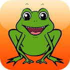 Ugly Frog icon
