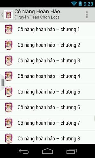Co Nang Hoan Hao truyen hay