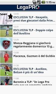 Lega Pro- screenshot thumbnail