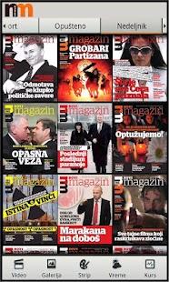 Novi Magazin- screenshot thumbnail