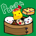 Food Pet Battery Widget Free icon