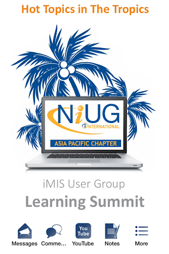 NiUG Asia Pacific 2013