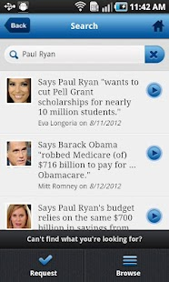 PolitiFact's Settle It! - screenshot thumbnail