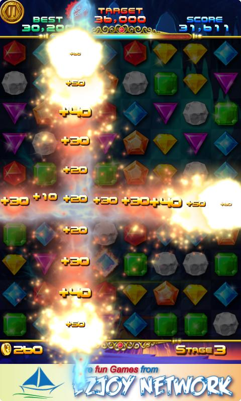 Jewels Maze 2- screenshot