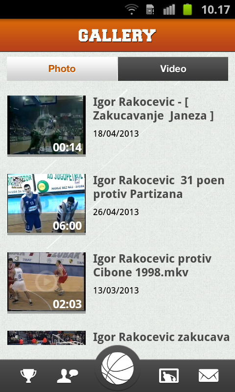 Igor Rakocevic - screenshot