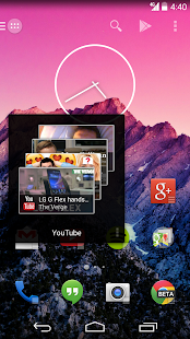 Action Launcher 2: Pro - screenshot thumbnail