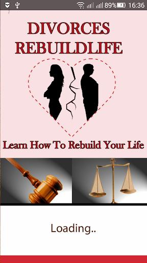 Divorce Rebuild Life New Tips