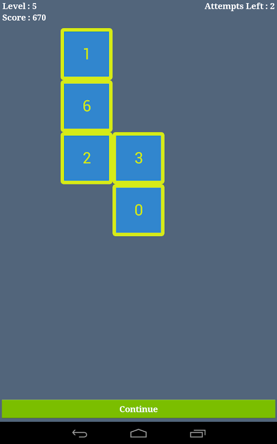 Brain Test Smart Game Free - screenshot