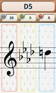 Music Tutor Sight Read Screenshot 3