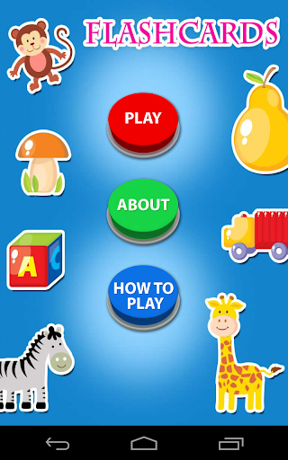 Baby FlashCard Learn English