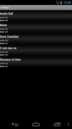 玩音樂App Afrikaf免費 APP試玩