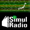 サイマルラジオ for Android logo