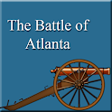 Civil War Battles - Atlanta icon