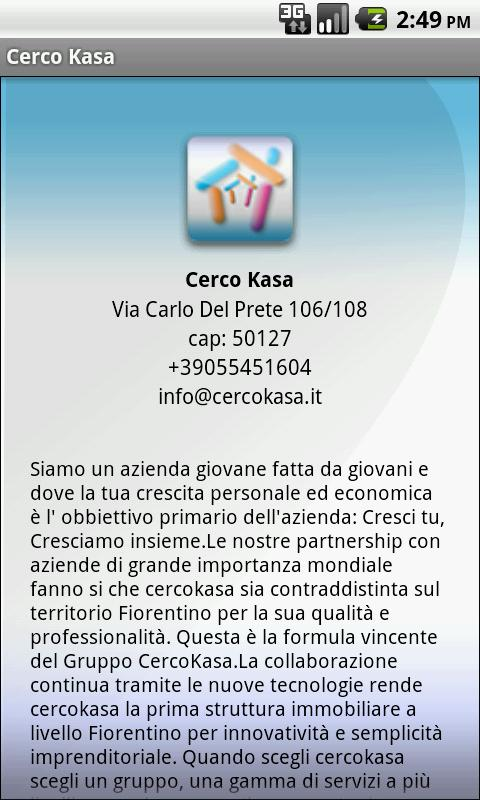 Cerco Kasa - screenshot