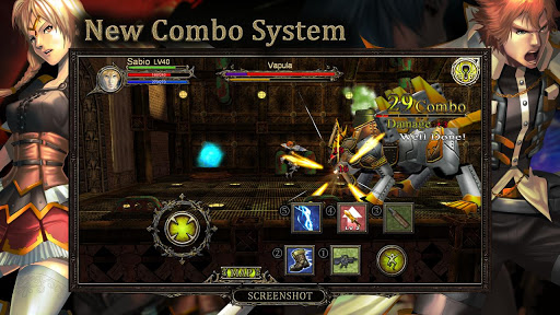Lemegeton Master Edition game for Android screenshot