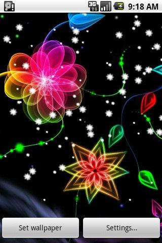 Download 4d Flowers Live Wallpaper Apk 10comdong