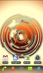 RLW Theme Dust Tech- screenshot thumbnail