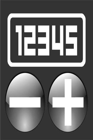 Tap Counter - screenshot