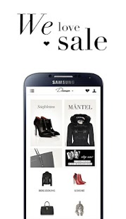 Alle Sales! - Fashion Shopping - screenshot thumbnail