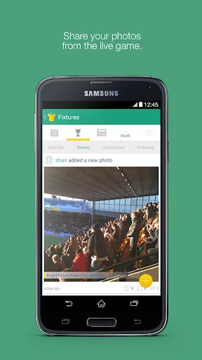 Norwich City Fan App