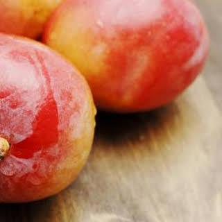 Easy Mango Sauce (Great as a Marinade, Sauce, or Dip!).