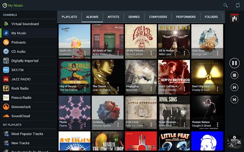 Jamcast - DLNA/UPnP/Sonos/Xbox - screenshot thumbnail