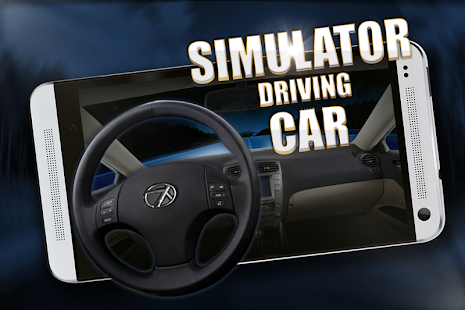 Simulator driving car- screenshot thumbnail