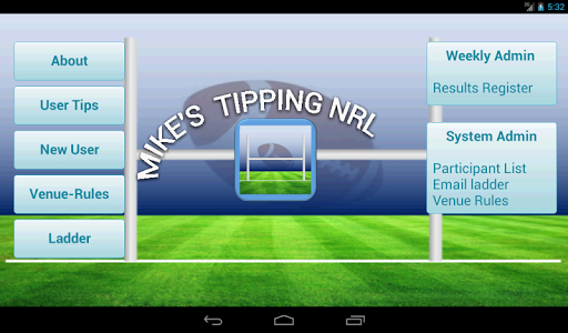 Mikes Footy Tipping NRL