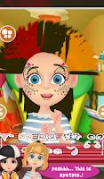 Screenshot of Kids Hair Salon - Kids Game