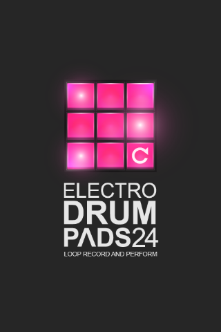 Electro Drum Pads 24