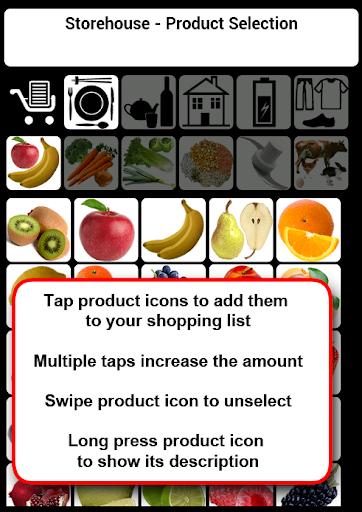 Zen2Buy Shopping List Free