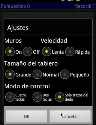 Culebrilla- screenshot